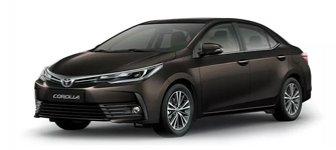 Lease a Toyota Corolla 1.6L SE+ 2019
