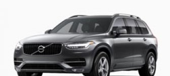Lease a Volvo XC 90 2.0L T6(VC166319) R Design 2019