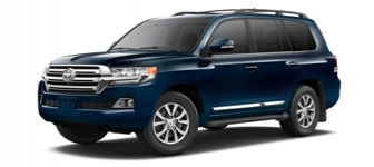 Lease a Toyota LandCruiser 4.0L GXR 2019