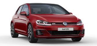 Lease a Volkswagen Golf 2.0L GTI  Package 1  2019
