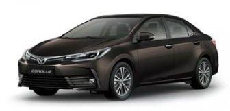 Lease a Toyota Corolla 2.0L SE + 2018