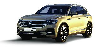 Lease a Volkswagen New Touareg 3.0L TFSI Highline Plus SUV 2019