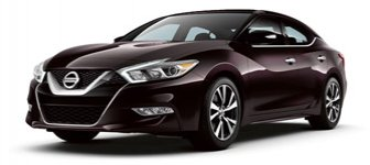 Lease a Nissan Maxima  3.5L SV 2017