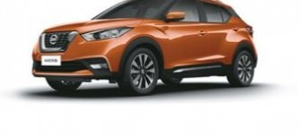 Lease a Nissan Kicks 1.6L SV 2017