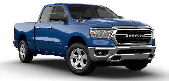 Lease a Dodge Ram 1500 5.7L V8 Big Horn Reg Cab 2019