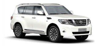 Lease a Nissan Patrol 4.0L SE T1 2019
