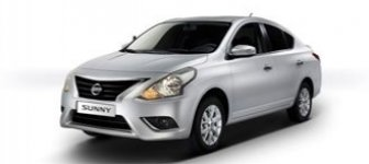 Lease a Nissan Sunny 1.5L S 2018