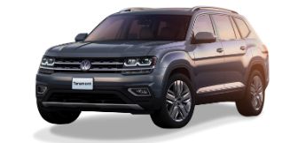 Lease a Volkswagen Teramont 2.0L S  2019