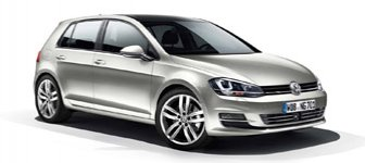 Lease a VW Golf GTI 2.0L TSI (P1) 2016