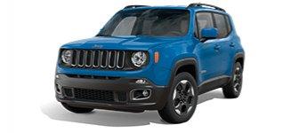 Lease a Jeep Renegade Longitude 2.4L 2016