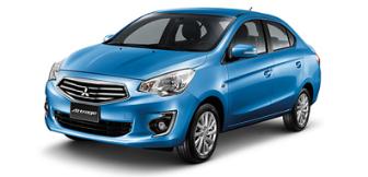 Lease a Mitsubishi Attrage 1.2L 2019