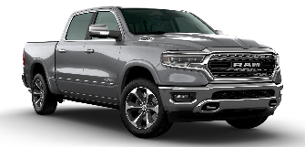 Lease a Ram 1500 DT 5.7L V8 Limited Crew  2020