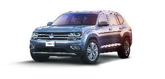 Lease a Volkswagen Teramont 3.6L SEL  2018