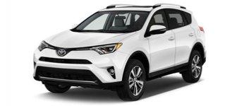 Lease a Toyota Rav 4 2.5L EX 2018