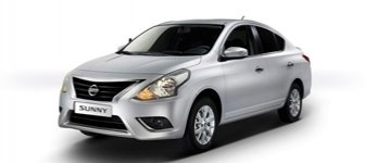 Lease a Nissan Sunny 1.5L S 2020