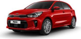 Lease a Kia Rio 1.4L 5D (Type 15) LX 2019