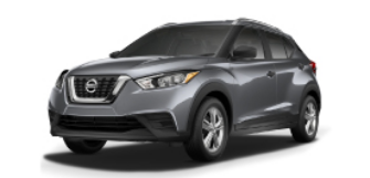 Lease a Nissan Kicks 1.6L S 2020
