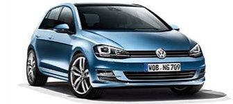 Lease a VW Golf 2.0L GTi 2021