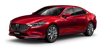 Lease a Mazda 6 2.5L Skyactive S 2020