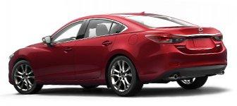 Lease a Mazda 6 (2.5L) Skyactive S Grade 2019