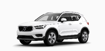 Lease a Volvo XC 40 2.0T T4 (VC141420) Momentum SUV  Petrol AWD 2020