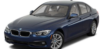 Lease a BMW 318i 1.5L 2018