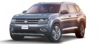 Lease a Volkswagen Teramont 3.6L S  2019