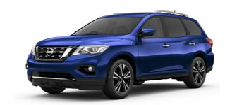 Lease a Nissan Pathfinder 3.5L SV 2018