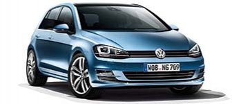 Lease a VW Golf 2.0L R Sport 2018